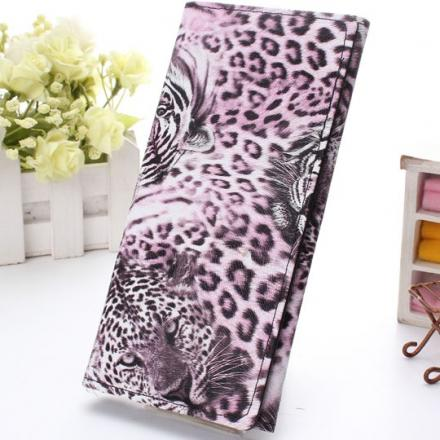 Leopard Pénztárca - Rózsaszín  2fa40c7ad1